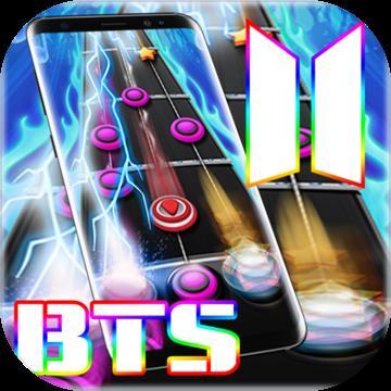 BTS Guitar Hero中文版