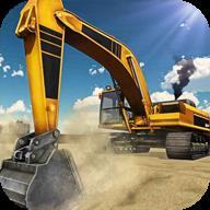挖掘机建造模拟最新破解版