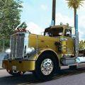 卡车货物驾驶