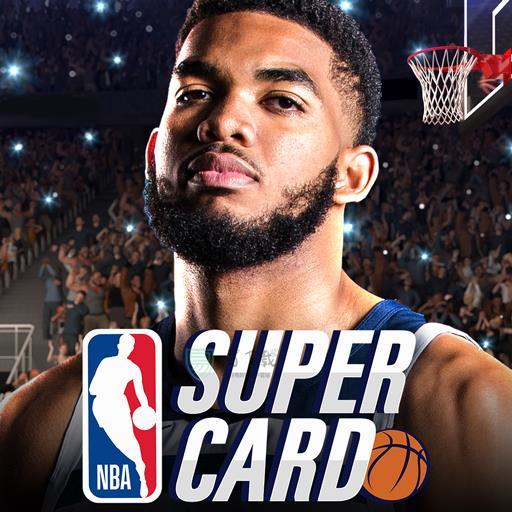 NBAsupercard篮球游戏