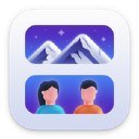 Smart Photo Widget Mac版