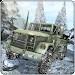 雪地卡车运输