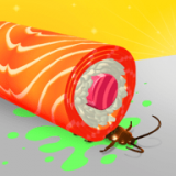 制作寿司卷3D