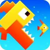 大鱼吃小鱼像素生存iOS