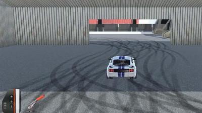 野马赛车漂移模拟器
