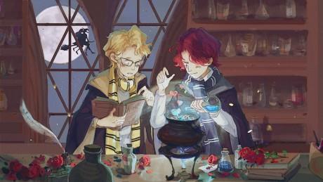 哈利波特魔法觉醒斯内普谜题怎么解 哈利波特魔法觉醒斯内普谜题解题攻略